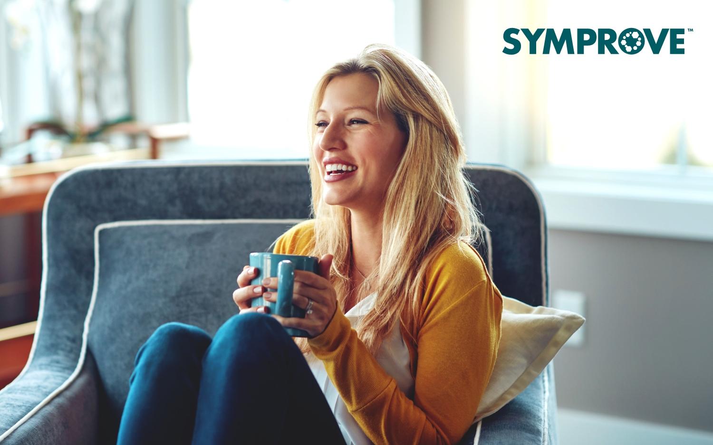 Symprove - Happy Woman