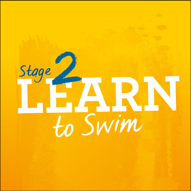 swimming illustration stage 2 learn to swim